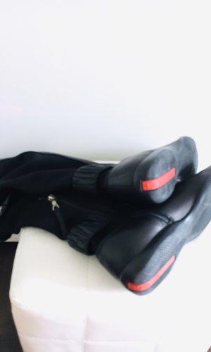 Prada Stretch Boots black