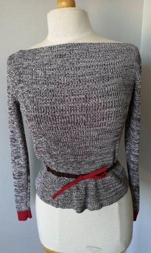 PRADA Strick Pullover Gr M Feiner Pullover