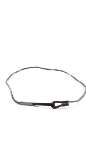Prada Waist Belt black business style