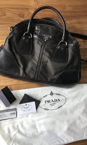 PRADA Tasche Bauletto Vitello Tessuto, Cross Body Bag