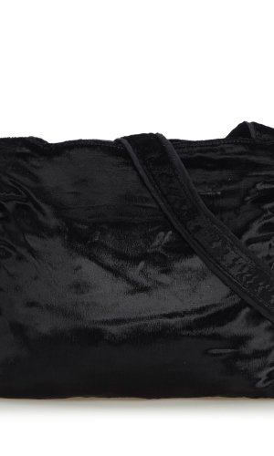 Prada Velour Crossbody Bag