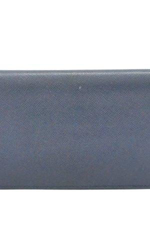 Prada Wallet black leather