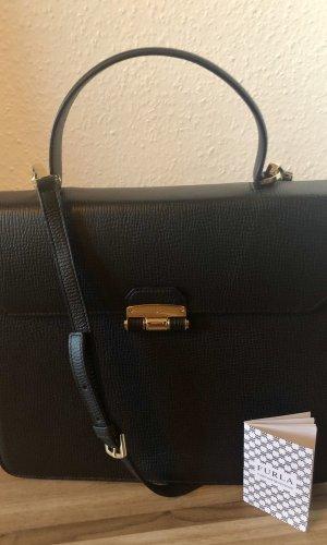 Premium Furla Tasche in schwarz,  NEU