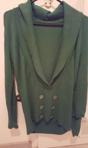 & other stories Sweaterjurk groen