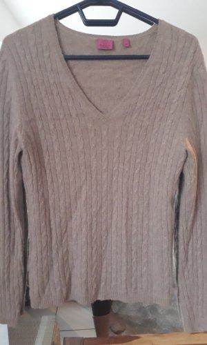 She Sweaterjurk beige