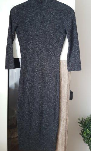 Amisu Sweaterjurk antraciet