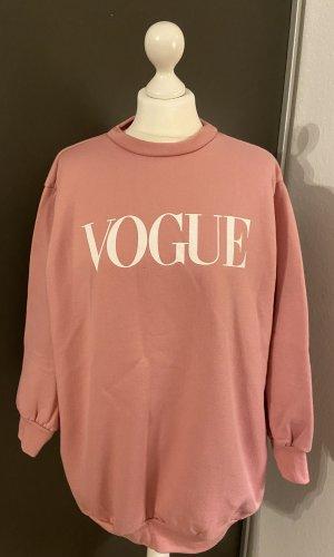 Sweaterjurk veelkleurig