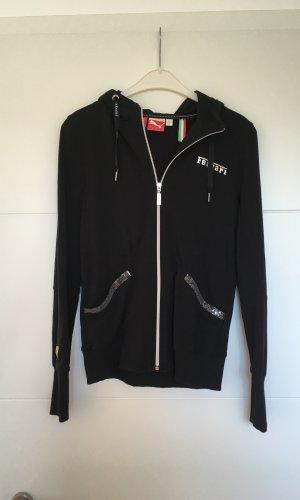 Puma Veste sweat noir