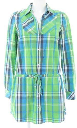 Puma Robe chemise motif à carreaux style décontracté