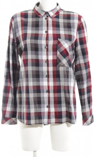 QS by s.Oliver Long Sleeve Shirt check pattern casual look