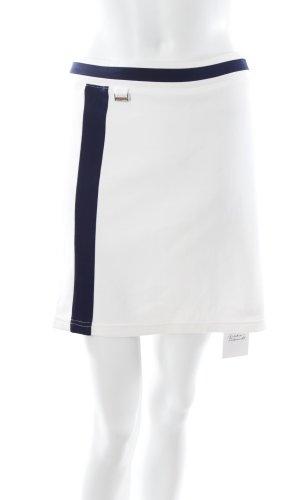 Ralph Lauren Broekrok wit-blauw atletische stijl