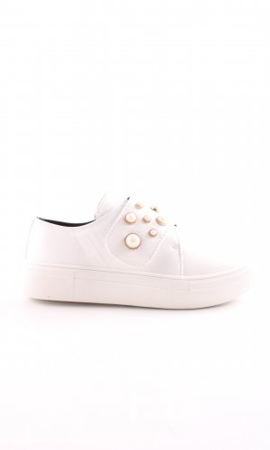 Rapidsoul Sneaker Klettverschluss weiß Casual-Look