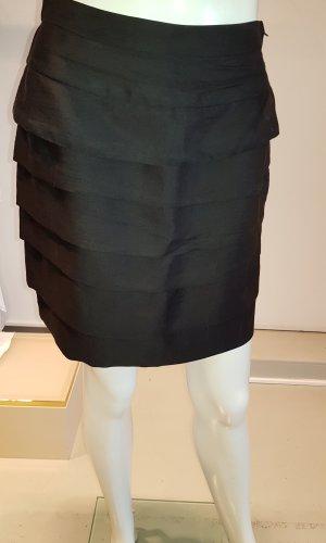 H&M Volanten rok zwart