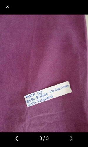 Jupes-culottes violet