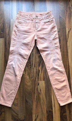 Röhren Jeans, closed