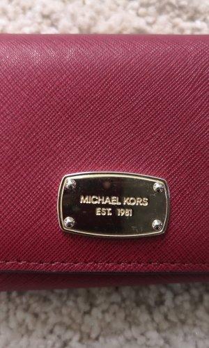 roter Geldbeutel von Michael Kors