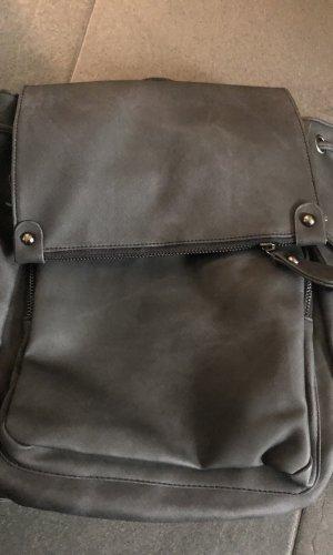 Sac à dos pour ordinateur portable noir-gris