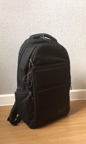 Jack Wolfskin Sac à dos pour ordinateur portable noir polyester