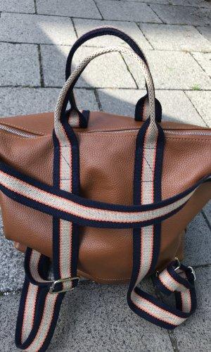 0039 Italy Sac à dos pour ordinateur portable bronze