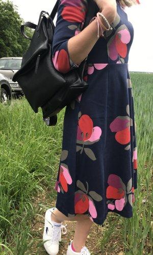 Borse in Pelle Italy Sac à dos pour ordinateur portable noir cuir
