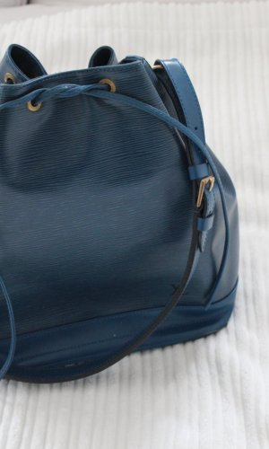 SAC NOE EPI LEDER BLAU ! Louis Vuitton