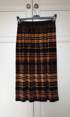 Reserved Jupe à plis multicolore