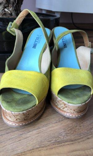 Sandalen mit Keilabsatz , Studio pollini