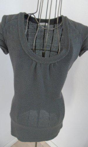 Promod Sweater met korte mouwen bruin