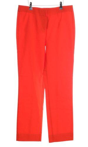 Schiffhauer Pantalón elástico rojo look casual