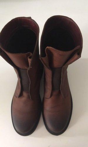Liebeskind Buskins brown leather