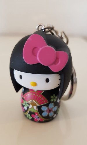 Hello kitty Key Chain multicolored