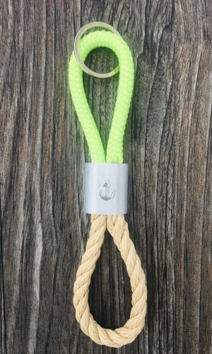 Key Chain neon green