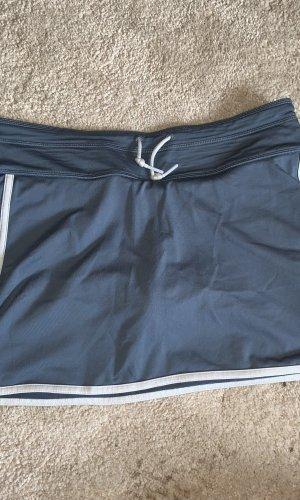Adidas Broekrok wit-korenblauw