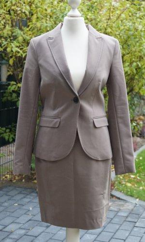 H&M Traje para mujer marrón claro