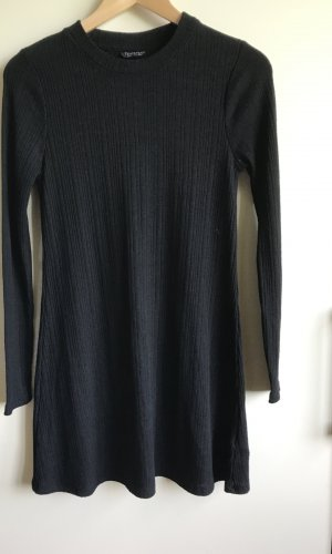 Topshop Long Sweater black