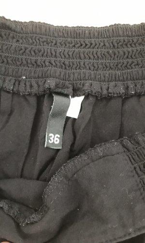 H&M Divided Jupes-culottes noir