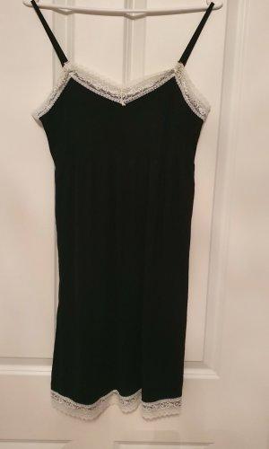 Primark Vestido para casa blanco-negro