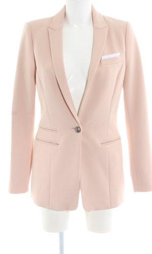 SET Urban Deluxe Long-Blazer nude Business-Look