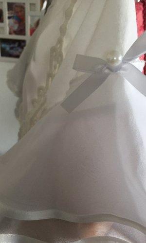 Gehaakt shirt wit