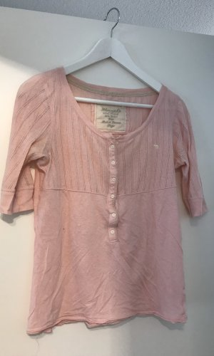 Abercrombie & Fitch Gehaakt shirt rosé