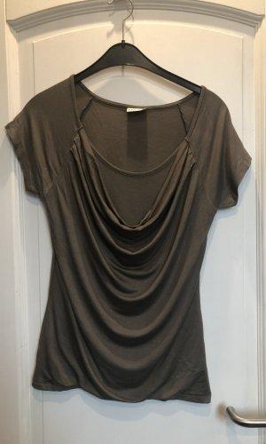Lascana Waterval shirt olijfgroen