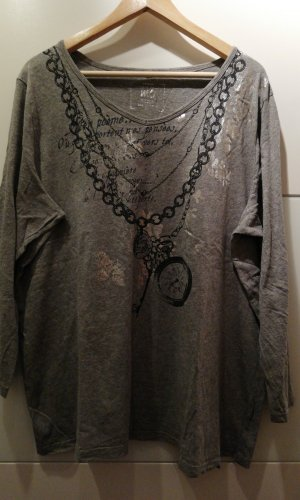 Suéter gris