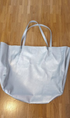H&M Comprador color plata