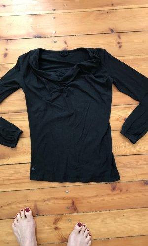 Skunkfunk Waterval shirt zwart