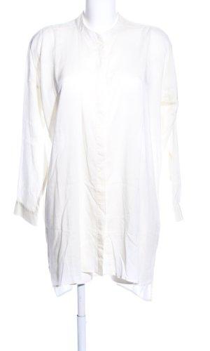 Soccx Lange blouse wit zakelijke stijl