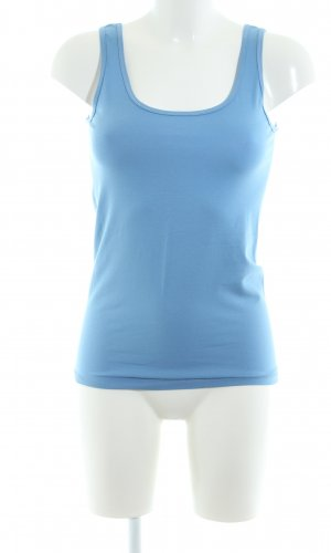 someday Basic Top blau Casual-Look