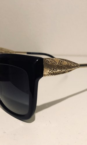 Burberry Gafas negro-color oro