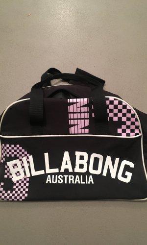 Billabong Sports Bag black textile fiber