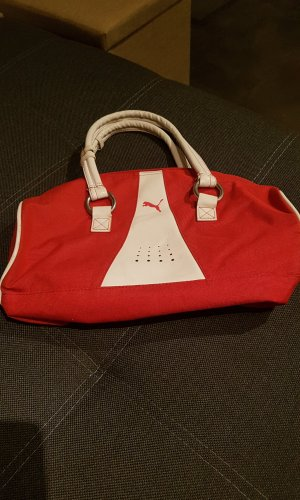 Puma Sports Bag red