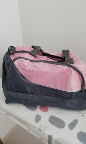 Sports Bag grey-light pink